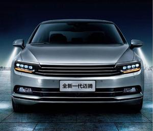 Image 4 - Phare de voiture, phare pour Passat Magotan B8, phare tout en 2017, version européenne, 2019 ~ LED ans