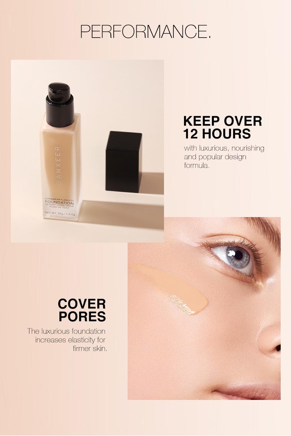 maquiagem poros cicatriz cobertura completa pele branca