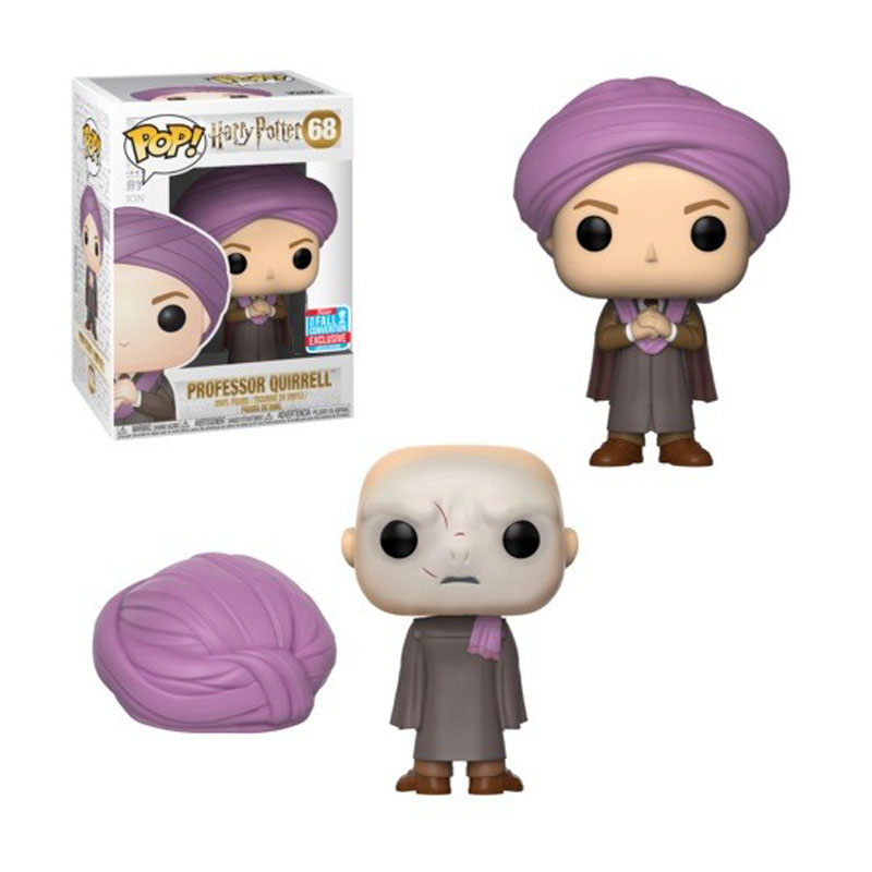 FUNKO POP HARRI POTTER professeur bizrell 68 # figurine en vinyle brinquedos Collection modèle jouets pour enfants cadeau de noël