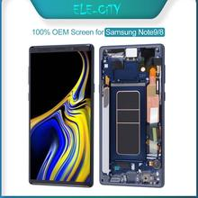 Сменный сенсорный ЖК экран Ori, для SAMSUNG Galaxy Note 8 9, Super AMOLED, OEM
