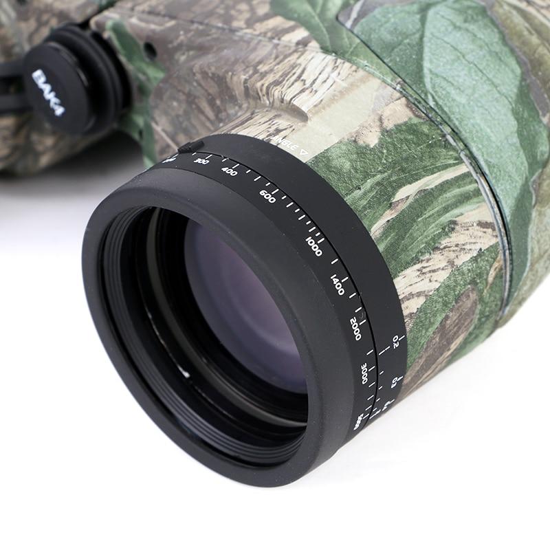 Tools : Boshile 10X50 HD High Power Binoculars Military Marine Waterproof Telescope Rangefinder Distance Navigation Hunting Binoculars