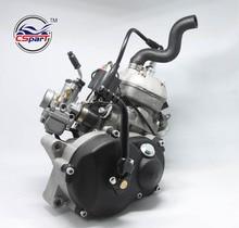 49CC المياه المبردة المحرك ل 05 KTM 50 SX برو كبار الترابية حفرة عبر الدراجة مع المكربن