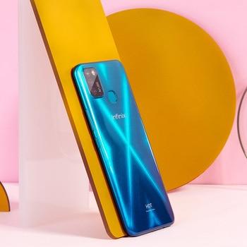 100% Original Infinix Hot 10 Lite Global Version smart phone  6.6 inch Helio A20 2GB 32GB Face unlock 13MP Triple Camera 6
