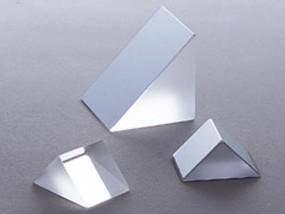 Sapphire Prism - Right Angle Prism - Optical Path Conversion - Visible - Near Infrared - Mid-IR Band - Customizable