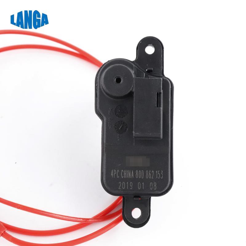 80D862153 80D 862 153 Genuine For Audi Q5L 2018 Fuel Door Actuator