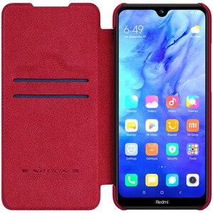 Image 4 - Nieuwe 2019 Voor Xiaomi Redmi Note 8T Case Cover Nillkin Pu Leather Flip Case Voor Xiaomi Redmi Note 8T Cover Wallet Leather Case