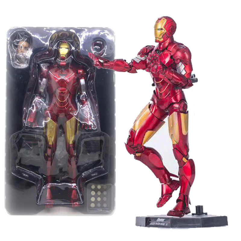 Marvel Avengers Infinity guerre Mini Domez Series 1 IRON MAN Zag toys