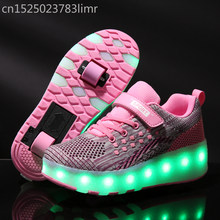 Heelys 2020 ใหม่ USB LED (China)