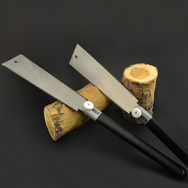 Double Razor Saw Japanese Style Pull Saw Teeth Per Precision Hand Saw For Tenon Woodworking Tools
