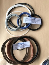 New source excavator 75-8-9 boom cylinder oil seal 10096, new source excavator original oil cylinder 16 screws стоимость