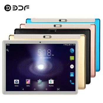 BDF Tablet 10 Inch Tablet 1GB/32GB Android 6.0 Phablet Tablet Pc 4/Quad Core 1280*800 HD Tab WiFi Bluetooth 2 SIM 3G Tablet 10.1 фото