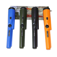 Professional Handheld Metal Detector Supplier Pin Pointer Gold Detector waterproof head pinpointer for coin gold