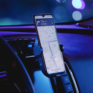 Image 5 - Xiao mi mi 20W Max Qi chargeur de voiture sans fil WCJ02ZM pincement automatique avec capteur infrarouge Intelligent charge rapide support pour téléphone de voiture