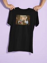 T-shirt d'euphoria pour Halloween, haut tendance, Cool, à la mode, Rue julice, Zendaya, Hunter, Schafer, james Elordi, nouvelle collection décontracté