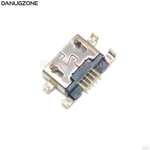 Image 2 - 100 יח\חבילה מיקרו Usb טעינת מחבר שקע שקע טעינת נמל עבור Lenovo A708t S890 עבור אלקטל 7040N עבור Huawei G7 g7 TL00