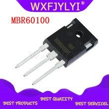 2PCS MBR60100PT MBR60100 60A 100V PARA-247 Diodo