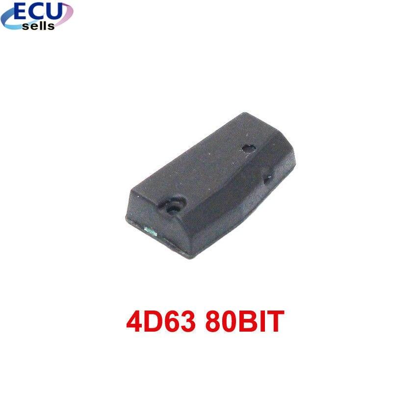 80 бит, чип 4D63 для Ford/Mazda ID4D63, чип ретранслятора из углеродного волокна