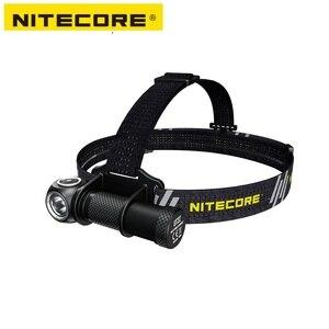 Image 2 - Nitecore UT32 cree XP L2 V6 led 1100ルーメンuitraコンパクト同軸デュアル出力ヘッドランプ