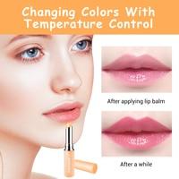 Chameleon Nourishing Lip Balm Discoloration Moisturizing Reduce Fine Lines Relieve Dry Lip Balm Enhance Elastic Lip Care LANBENA 2