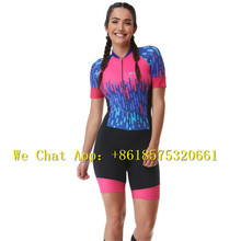 triathlon 2019 PRO TEAM aero suit Custom mtb Short Sleeve best quality cycling skinsuit race Cycling Clothing Ropa ciclismo