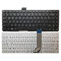 Бесплатная Доставка! Новая сменная Клавиатура для ноутбука Asus X402CA S400CB S400C X402C F402C V451L, 1 шт.