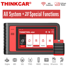 OBD2 Professional Diagnostic-Scanner Active-Test Thinkcar CRP909 Ecu Coding Full-System
