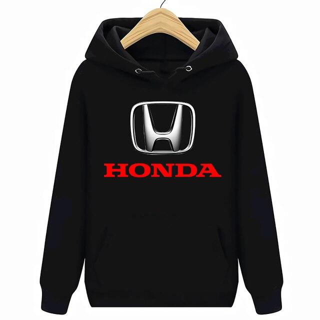 Honda Logo Autos Hoodies Sweatshirts Schwarz Neue