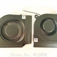 NEW CPU GPU Cooling Cooler Fan for Acer Predator Helios 300 Ph315-52 Ph317-53 Laptop Cooler Fan