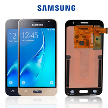Originele 4.5 Lcd Vervanging Voor Samsung Galaxy J1 2016 Lcd J120 J120F J120M J120H Display Touch Screen Digitizer Vergadering