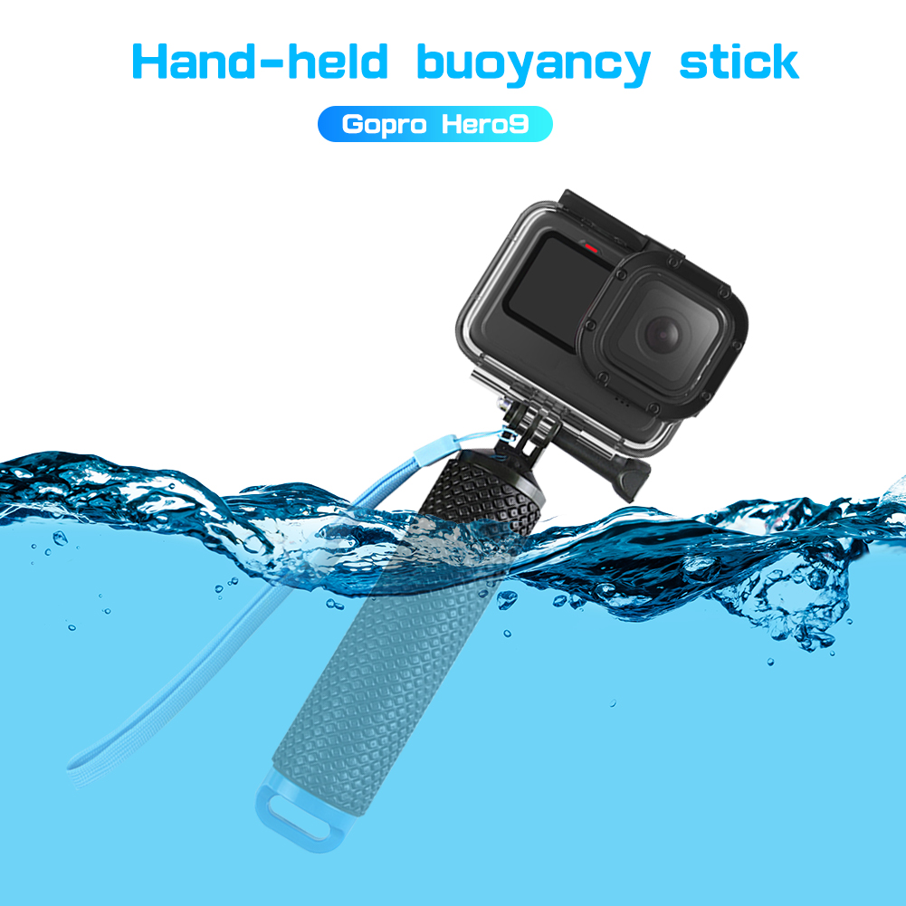 Floating Hand Grip for Osmo Action GoPro Hero9 Action Camera Accessories-4