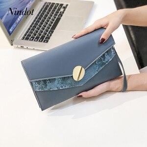 Image 5 - Nindot 2019 mode kupplung taschen frauen für abend party schlange muster frauen handtasche messenger bag umhängetasche schwarz blau khaki