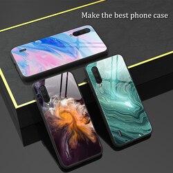 На Алиэкспресс купить стекло для смартфона marble tempered glass case for xiaomi mi cc9 note 10 pro gradient cover on xiaomi mi cc9e a3 lite 9 se 10pro 5g cases