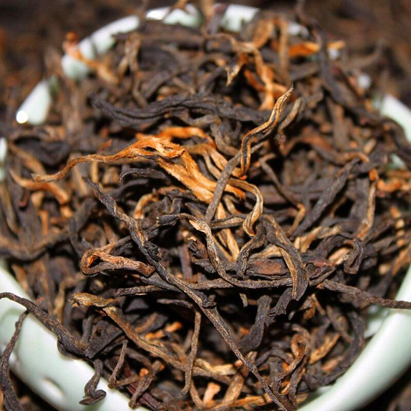 2019 Chinese Yunnan Dian Hong Tea The Premium DianHong Tea Beauty Slimming Diuretic Down Three Green Food Dian Hong Black Tea 2