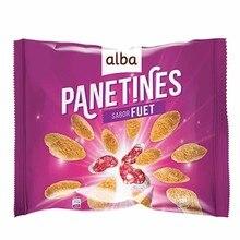 Panetines Alba flavor Fuet 90g
