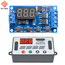 DC 12V 24V Time Delay Relay Switch Module Trigger Cycle Circ