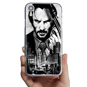 John Wick Sexy Silicone Phone Case For Samsung Galaxy A10 A30 A40 A50 A60 A70 S6 Active Note 10 Plus Edge M30(China)
