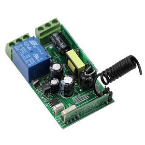 Image 2 - Interruptor de mando inalámbrico de radiofrecuencia para escaleras, 85 265V, 1Ch, luz LED de techo