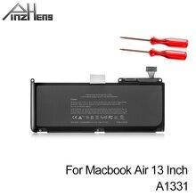 PINZHENG New Laptop Battery For Apple MacBook Air 13 Inch A1331 A1342 Unibody MC207LL/A MC516LL/A 2009 2010 Replace With Tools laptop batteries for apple a1245 macbook air 13 a1237 a1304 13 mc233 a 13 mc234 a air 13 mb003j a 7 2v 6 cell