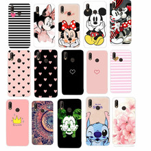 Case For Huawei P20 Lite Funda Phone Case Soft TPU For Huawei P20 P10 P9 Mate10 Lite Cover Silicone Back Bag For Huawei P20 Lite