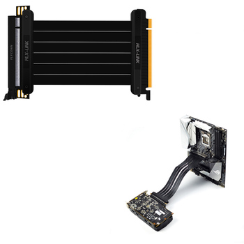 PCIE Graphics Cards Extension Cable PCI-E 1*16 3.0 Extension Riser Card Extender Graphic Card gtx Graphics Card