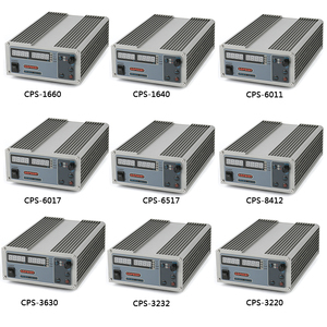 Adjustable DC Power Supply PFC