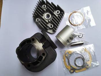 Motorcycle cylinder kit + head for KYMCO DINK50 changed 47MM cylinder assembly