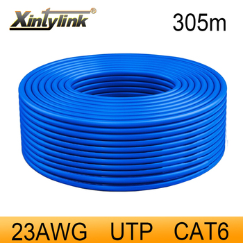 xintylink RJ45 Network Cable Cat6 UTP Pure Copper unShielded Twisted Pair 1000Mbps ethernet Patch LAN for Router switches modem 2m 3m cat5e cat6 cross ruling crossover cable network cable pure copper wire pc pc hub hub switch switch router router