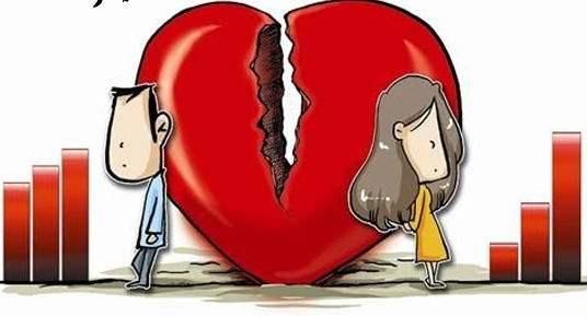 离婚的说说心情短语、图片 感慨离婚解脱了的句子