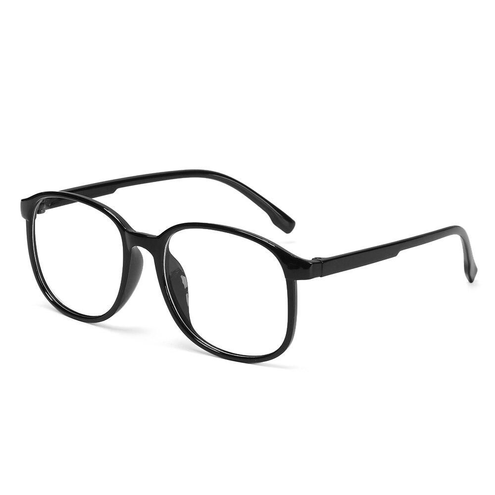Retro Ultra Light Reading Glasses Men Women Transparent Presbyopia Glasses Clear Frame Anti Fatigue Eyeglasses Eyewear