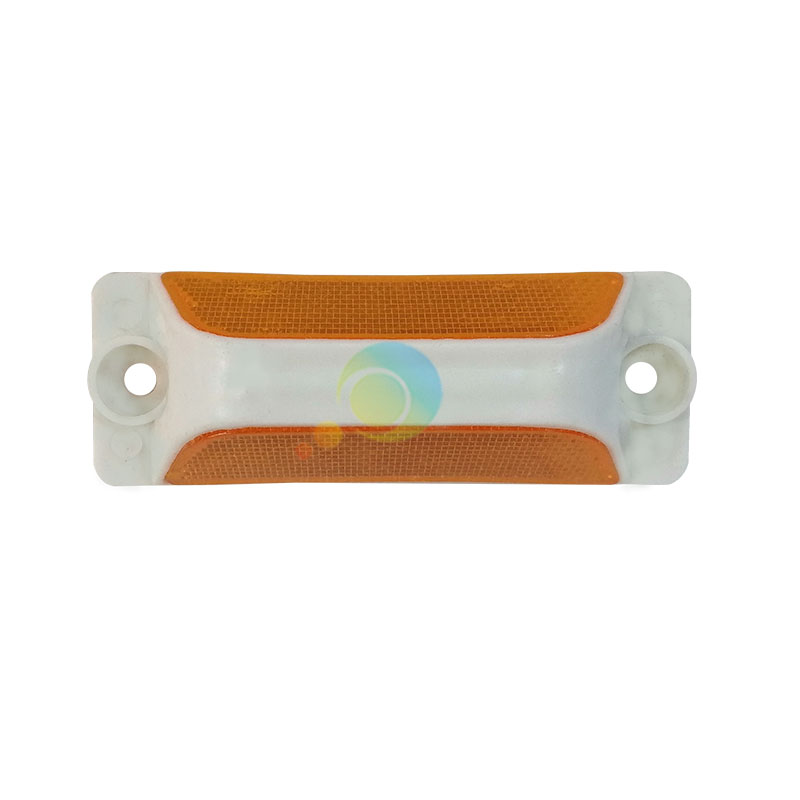 New Promotion Factory Direct Price Plastic  Yellow Reflective Road Stud
