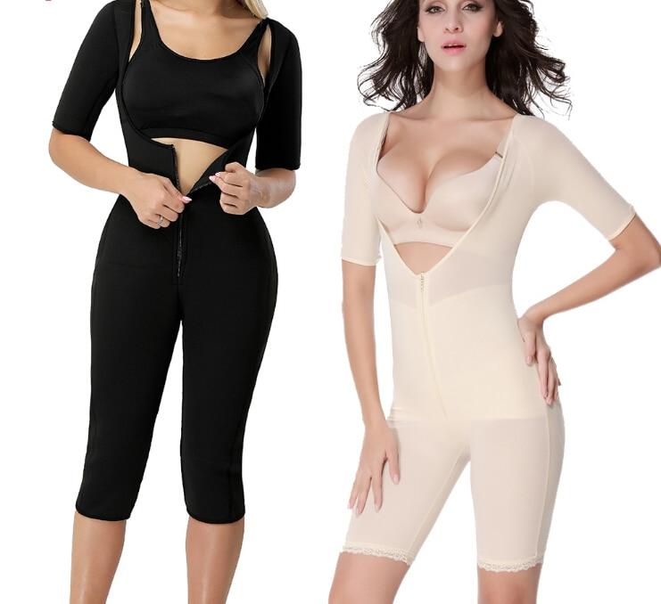 Vberry Slimming Full Slips Strapless Shaperwear Full Body Shaper Seamless High Waist Tummy Control for Women Under Dress Women C