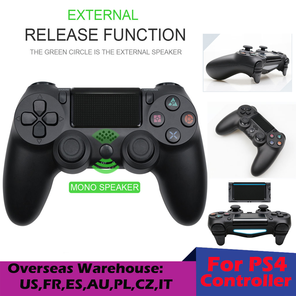 Joystick Wireless Bluetooth per Controller PS4 per Playstation Dualshock 4 Gamepad Console per videogiochi adatto per Console endo ps4