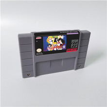Pretty Soldier Sailor Moon R    Action Game Card US Version English Language