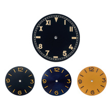 Dial-Plate 6498 Watch Replacement Eta 6497 Dress for 6498/Sport/Dress-style/.. Faces-Accessories